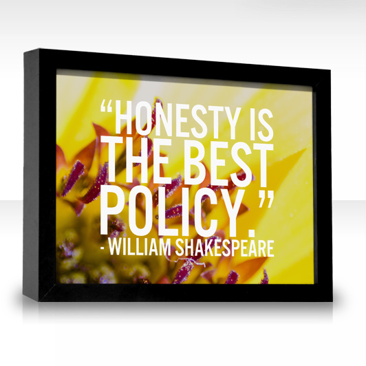 Is the Best Policy Essay On Honesty